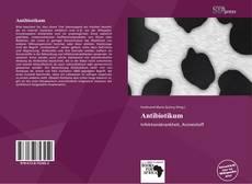 Antibiotikum kitap kapağı