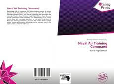 Capa do livro de Naval Air Training Command