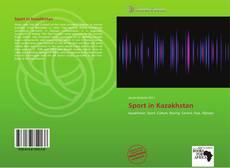Sport in Kazakhstan kitap kapağı