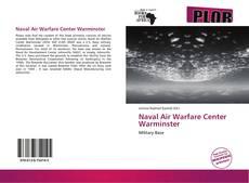 Bookcover of Naval Air Warfare Center Warminster