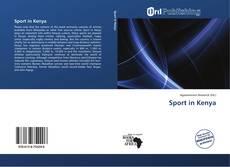 Bookcover of Sport in Kenya