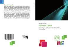 Bookcover of Sport in Leeds