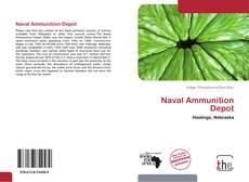 Capa do livro de Naval Ammunition Depot