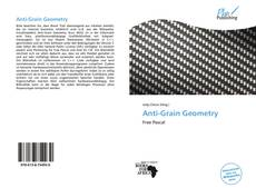 Capa do livro de Anti-Grain Geometry