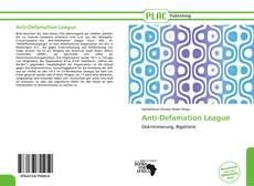Borítókép a  Anti-Defamation League - hoz