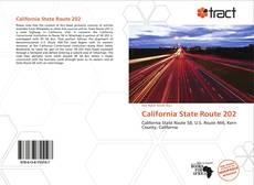 Обложка California State Route 202