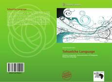 Tehuelche Language kitap kapağı