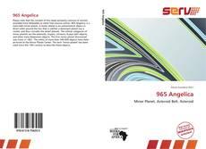 Buchcover von 965 Angelica