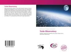 Capa do livro de Teide Observatory