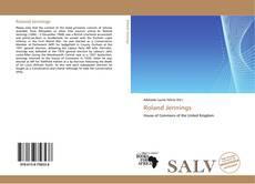Buchcover von Roland Jennings