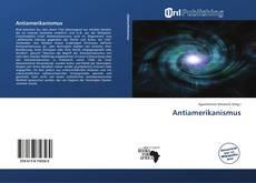 Bookcover of Antiamerikanismus