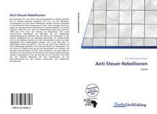 Portada del libro de Anti-Steuer-Rebellionen