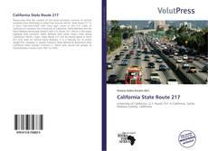 Bookcover of California State Route 217