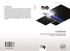 Buchcover von 116 Sirona
