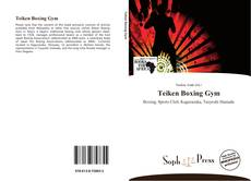 Bookcover of Teiken Boxing Gym