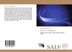 Bookcover of Sport in Paraguay