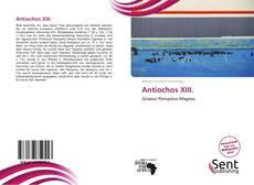 Обложка Antiochos XIII.