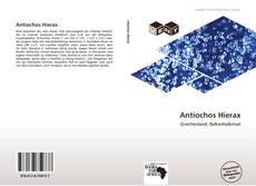 Buchcover von Antiochos Hierax