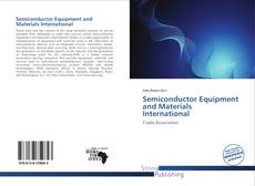 Copertina di Semiconductor Equipment and Materials International