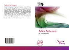 Capa do livro de Roland Parliament
