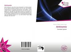 Bookcover of Antinomie