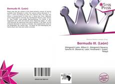 Bookcover of Bermudo III. (León)