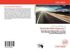 Copertina di Colorado State Highway 7