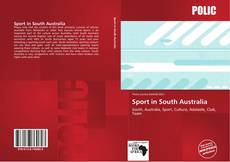 Bookcover of Sport in South Australia