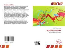 Capa do livro de Antiphon-Maler