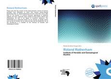 Обложка Roland Rotherham
