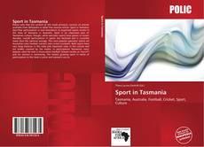 Bookcover of Sport in Tasmania