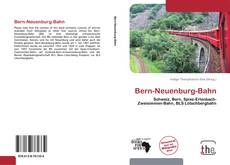 Bookcover of Bern-Neuenburg-Bahn