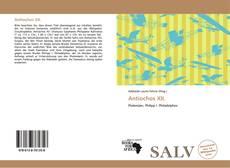 Buchcover von Antiochos XII.