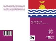 Teima Onorio的封面