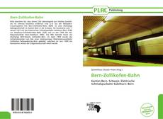 Bookcover of Bern-Zollikofen-Bahn