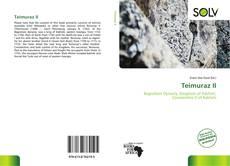 Bookcover of Teimuraz II