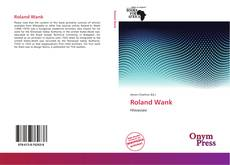Bookcover of Roland Wank