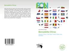 Buchcover von Bernadette Chirac
