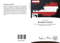Bookcover of Bernadette Mennel