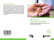 Bookcover of Bernadette Soubirous
