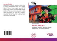 Buchcover von Bernal (Mexiko)