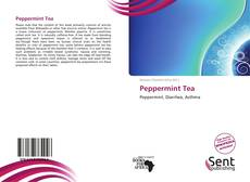 Bookcover of Peppermint Tea
