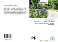 Bookcover of Kamenná (Třebíč District)