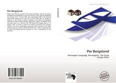 Buchcover von Per Bergsland