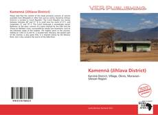 Bookcover of Kamenná (Jihlava District)