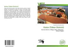Bookcover of Katov (Tábor District)