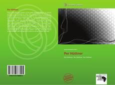 Bookcover of Per Hüttner