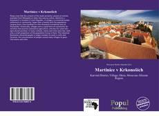Bookcover of Martinice v Krkonoších