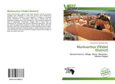 Bookcover of Markvartice (Třebíč District)