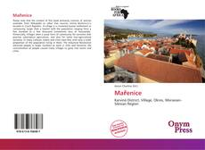 Bookcover of Mařenice